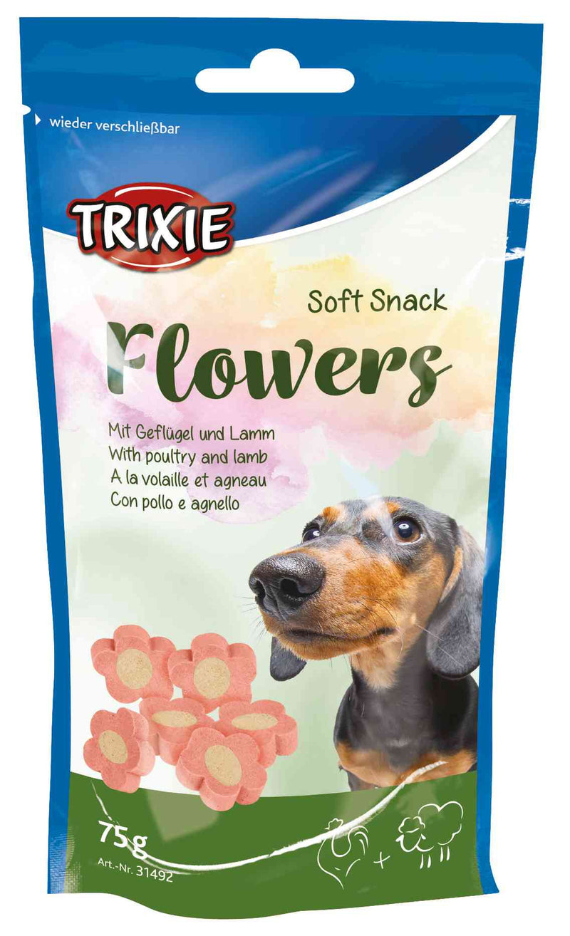 Soft Snack Flowers
