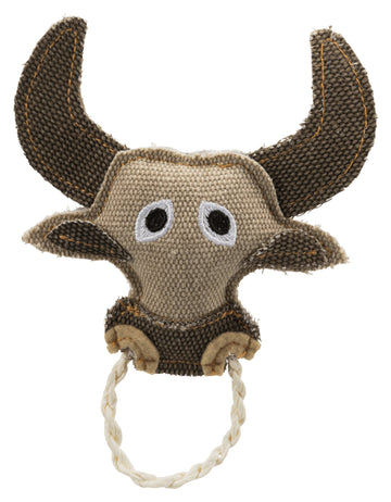 Bull with Rope ring