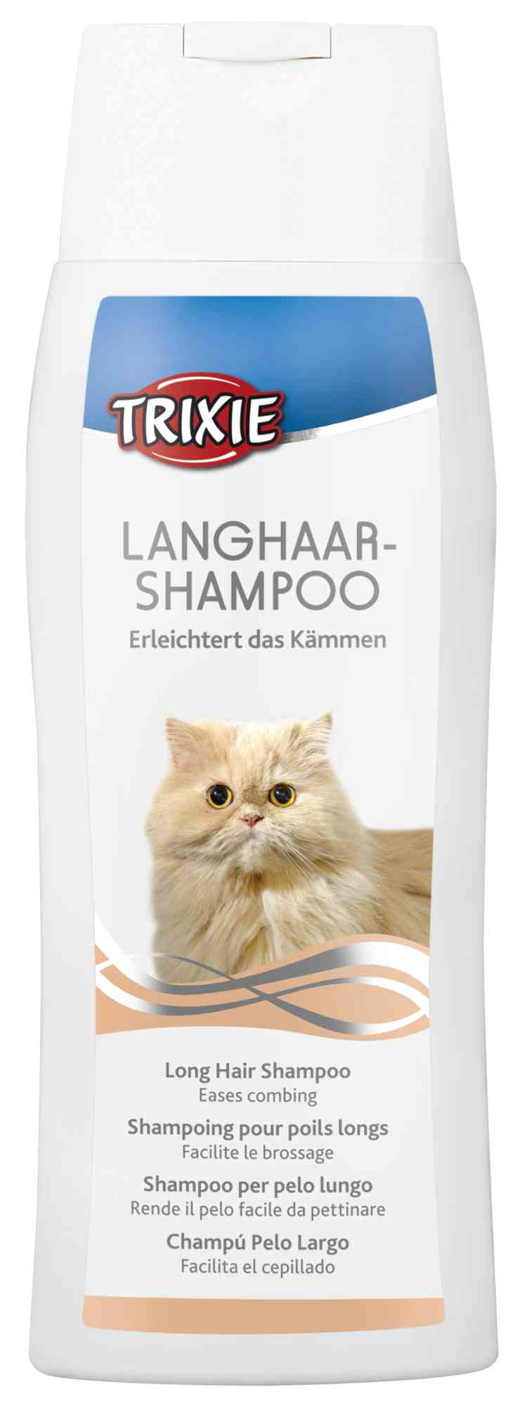 Cat Shampoo for Long Hair