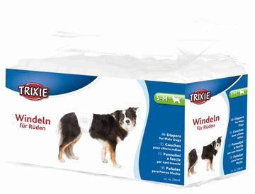 Dog Diapers for Male Dogs