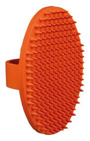 Massage Brush Rubber 8 x 13cm