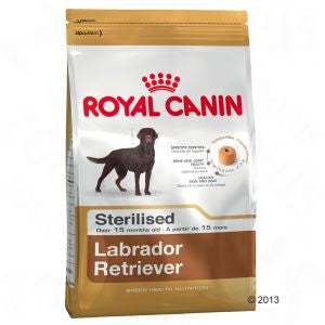 Royal Canin Labrador Sterilised