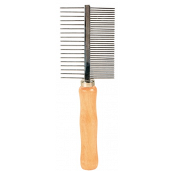 Comb, double sided