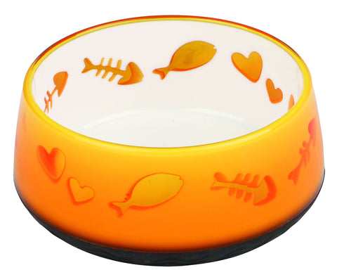Lovely Cat Bowl, Plastic