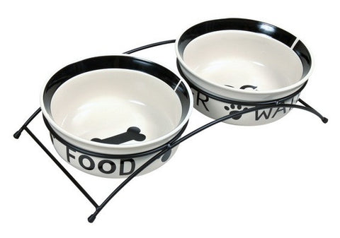 Eat on Feet bowl set (Ceramic)
