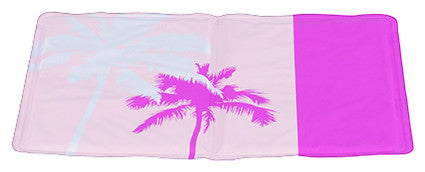 Tropic Cooling Mat (pink or mint)