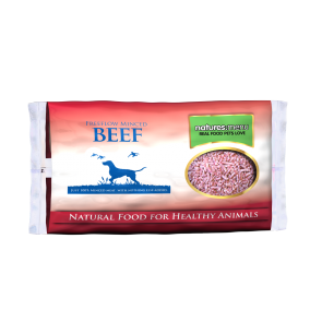 Nature's Menu, Dog Frozen Beef Minced, 2 Kg