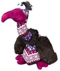 Vulture, Fabric/Plush