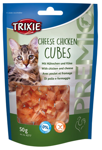 PREMIO Cheese Chicken Cubes