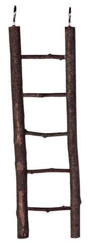 Natural Living Wooden Ladder