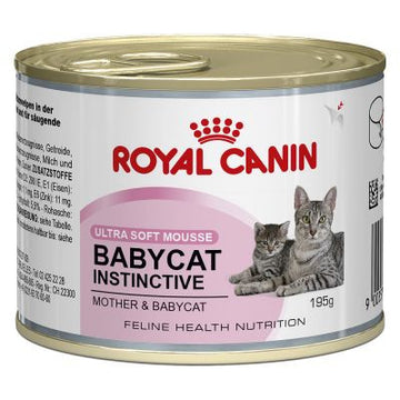 Royal Canin Baby instinctive mousse, 195g