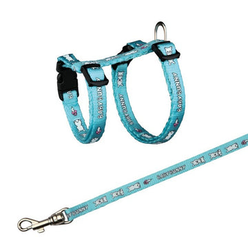 Harness with Leash for Small Rabbits