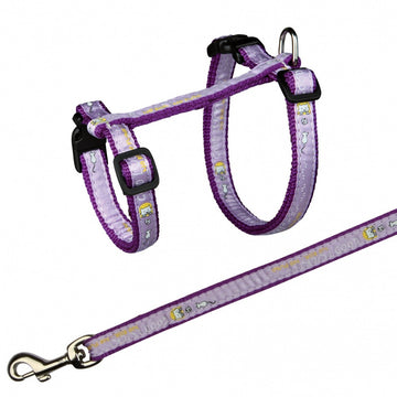 Cat Harness XL with Leash, Nylon