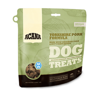 Acana Grass free run pork treats