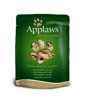 Applaws Pouch Adult Chicken with Asparagus