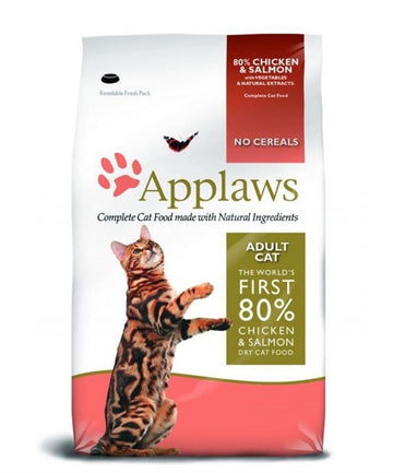 Applaws Cat dry food adult Chicken & Salmon