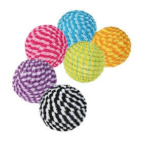 Assortment Spiral Balls