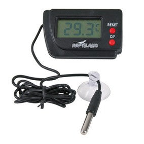 Digital Thermometer with Remote Sensor