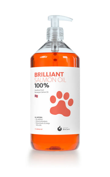 Brilliant Salmon Oil, 1 ltr