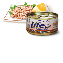 Life Cat Tuna/Cheese, 85g