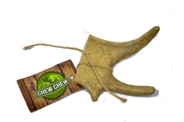 Chew Chew Natural Fallow Deer Antlers Dog Chews