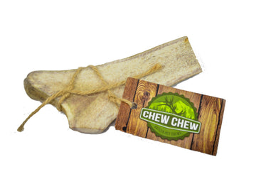 Chew Chew Natural Split Deer Antlers Dog Chew