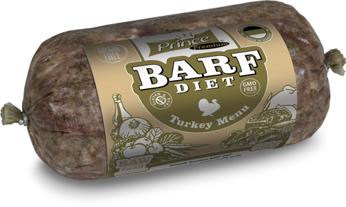 Prince Barf Diet Turkey