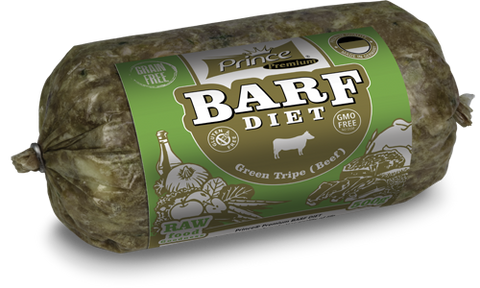 Prince Barf Diet Green Tripe