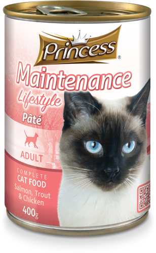 Princess Pate Tins Salmon,Trout & Chicken, 400g