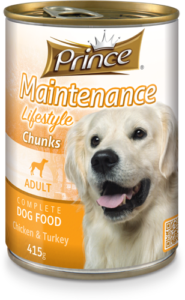 Prince Lifestyle chunks Chicken & Turkey 415g