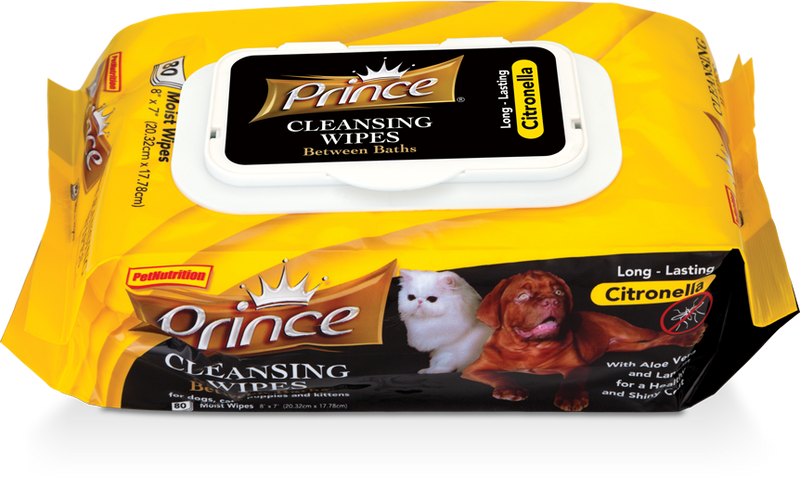 Prince Citronella Wipes