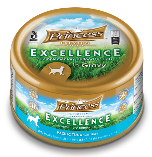 Princess Excellence Pacific Tuna with rice