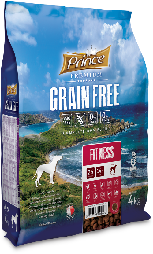 Prince Grain Free Fitness
