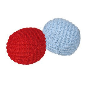 Set of Knitted Balls