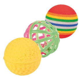 Set of Toy Balls