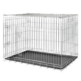 Home Kennel, Galvanized