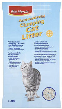Bob Martin Anti-Bacterial Clumping Cat Litter