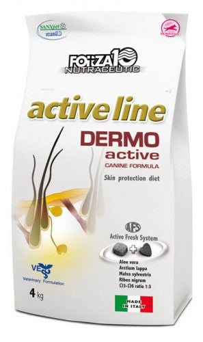 Forza 10 Nutraceutical - Dermo Active Line (Skin Problems)