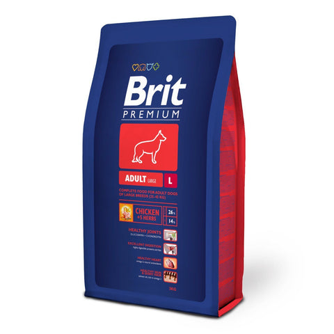 Brit Premium dog Adult Large Breeds