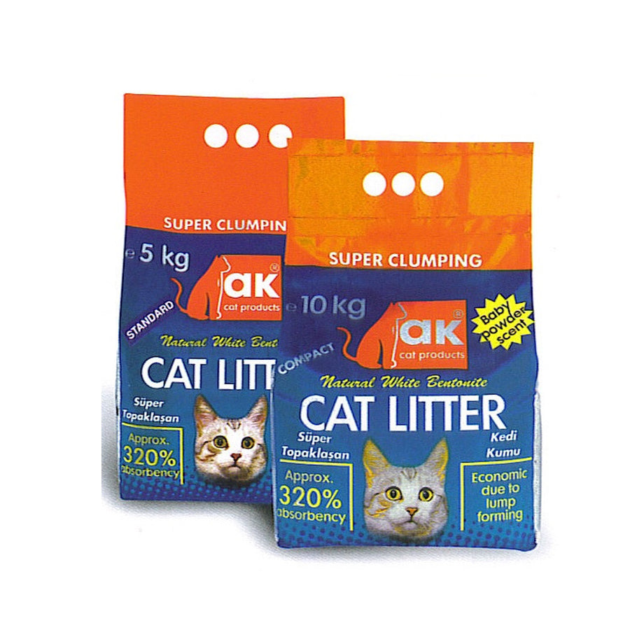 AK Super Clumping Litter