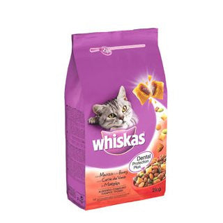 Whiskas Dry Food Beef