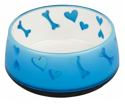 Lovely Dog Bowl, Plastic