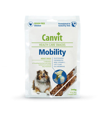 Canvit snack Mobility dog, 200g