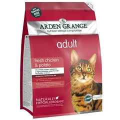 Arden Grange Cat Grain Free Adult Chicken