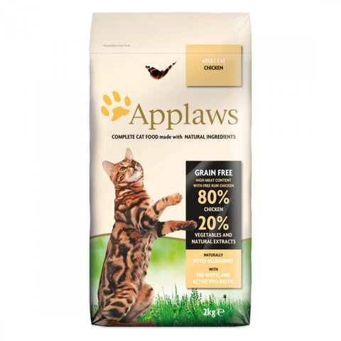 Applaws Cat dry food adult Chicken