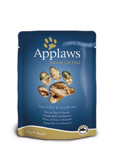 Applaws Pouch Adult Tuna with Sea Bream