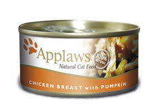 Applaws Tin Chicken Breast with Pumpkin