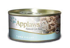 Applaws Tin Tuna Fillets