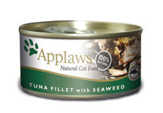 Applaws Tin Tuna with Seaweed