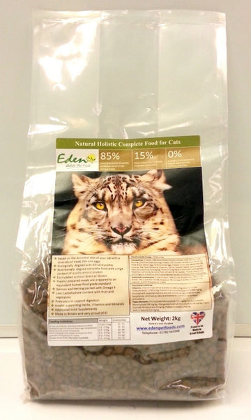 Eden Natural Holistic Complete Food For Cats